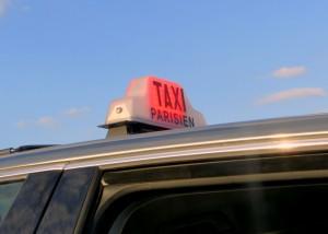 Taxi, c'est fini